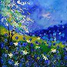 Blue cornflowers 676110 by calimero