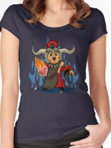 Valentines Day - Mola Ram Women's Fitted Scoop T-Shirt