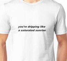 Halsey - Colors Lyrics  Unisex T-Shirt