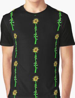 """Solus Florum"" Graphic T-Shirt"