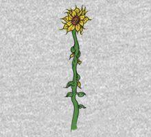 """Solus Florum"" One Piece - Short Sleeve"