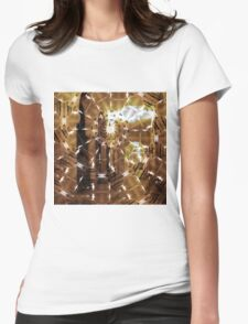 Fractured History Womens Fitted T-Shirt