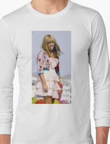 Hannah's tongue Long Sleeve T-Shirt
