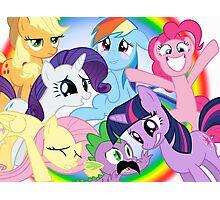 My Little Pony MLP Photographic Print
