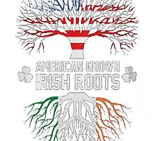 IRISH ROOTS by HotTShirts
