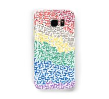Spectrum - Mixed Media Painting Samsung Galaxy Case/Skin