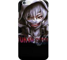 kaneki ken - Tokyo Ghoul iPhone Case/Skin