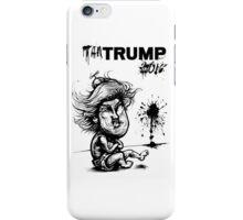 Temper TanTrump iPhone Case/Skin