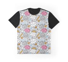 - Funny clouds 3 - Graphic T-Shirt