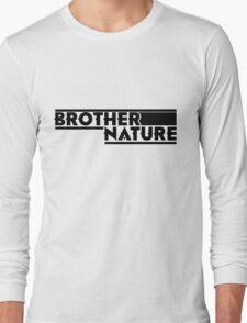 Brother Nature Logo Long Sleeve T-Shirt