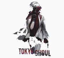 kaneki ken - Tokyo Ghoul 04 Kids Tee