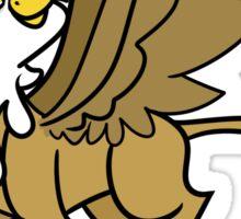 Gilda the Griffon Sticker