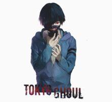 kaneki ken - Tokyo Ghoul 07 One Piece - Short Sleeve