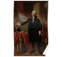 George Washington Lansdowne Portrait Poster
