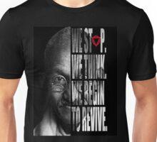 Stop, Think, Revive Unisex T-Shirt