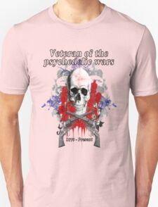 Veteran Of The Psychedelic Wars T-Shirt T-Shirt