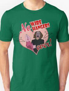 NO WIRE HANGERS Unisex T-Shirt