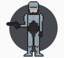 8Bit Robocop Kids Tee