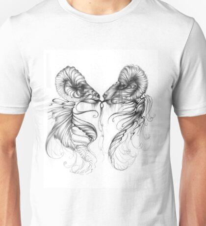 Ram Heads Unisex T-Shirt
