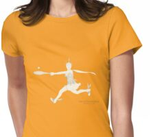 THE LITTLE WOMAN - TLW Series  •  No. 86 Womens Fitted T-Shirt