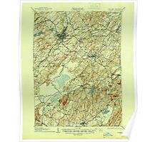 New York NY Goshen 129574 1946 62500 Poster