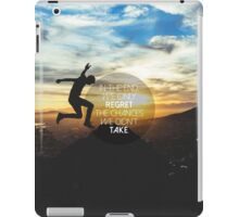 Chances iPad Case/Skin