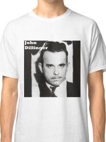 John Dillinger Classic T-Shirt