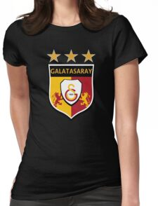 galatasaray old logo Womens Fitted T-Shirt
