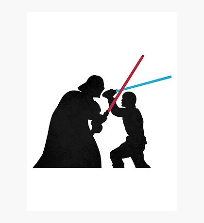 Star Wars Galaxy of Heroes Photographic Print