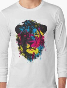 Digital Art Long Sleeve T-Shirt