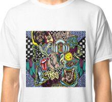 Music Doodle Classic T-Shirt