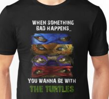 Teenage Mutant Ninja Turtles, TMNT Out Of The Shadows Unisex T-Shirt
