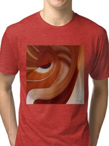 I BITE ! Tri-blend T-Shirt