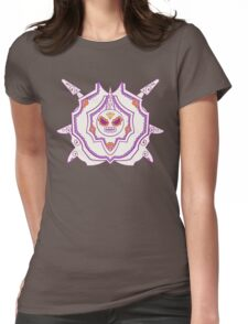 Cloyster Pokemuerto | Pokemon & Day of The Dead Mashup Womens Fitted T-Shirt