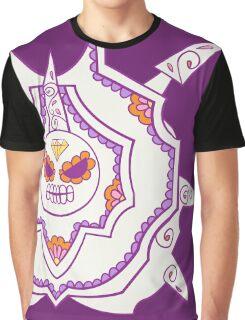 Cloyster Pokemuerto | Pokemon & Day of The Dead Mashup Graphic T-Shirt