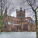 Chester Anglican Cathedral, UK. by AnnDixon