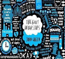 The Fault in Our Stars Quote by sawangomahcase