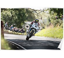 Bruce Anstey Poster
