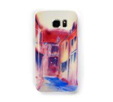 Une rue de Chateaudun Samsung Galaxy Case/Skin