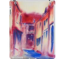 Une rue de Chateaudun iPad Case/Skin