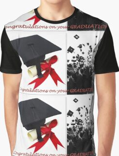 Congratulations on your Graduation Graphic T-Shirt