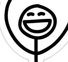 Gamer guy Sticker