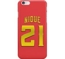 Nique 21 Basketball Legend iPhone Case/Skin