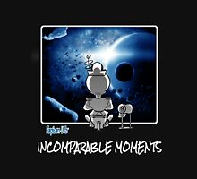 Captain Ufo / Incomparable Moments (white text) Unisex T-Shirt