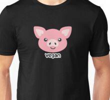 Cute Pig - Vegan Unisex T-Shirt