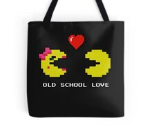 Old School Love - Ms. Pacman and Pac Man - Act I / Act One Tote Bag