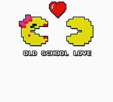 Old School Love - Ms. Pacman and Pac Man - Act I / Act One Women's Fitted Scoop T-Shirt