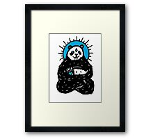 Spirit Panda Framed Print