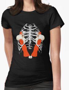 Vintage Skull Woman  T-Shirt