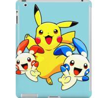 Hello pokemon iPad Case/Skin